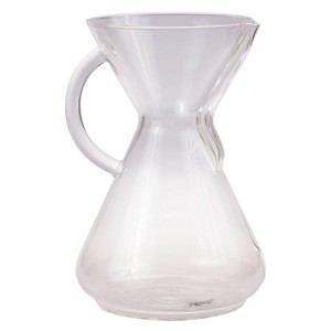 Chemex Coffee Maker Glass Handle - 10 filiżanek