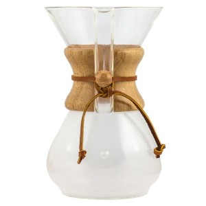 Chemex Classic Coffee Maker - 6 filiżanek