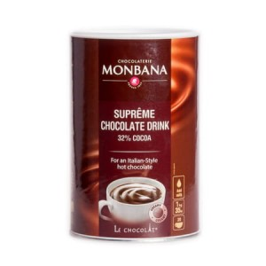 Monbana Hot Supreme Chocolate (1 kg)