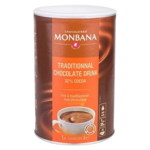 Monbana Hot Traditional Chocolate (1 kg)